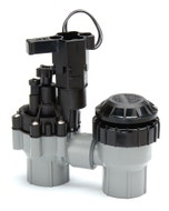 100ASVF - 1 in. Plastic Residential Anti-Siphon Irrigation Valve with Flow Control - 1 in. FPT Threads