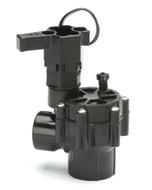 100DVA - 1 in. DV Series Inline Plastic Residential Irrigation Valve - Angle Configuration