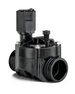 100HVSS - 1 in. HV Series Inline Sprinkler Valve - Slip x Slip