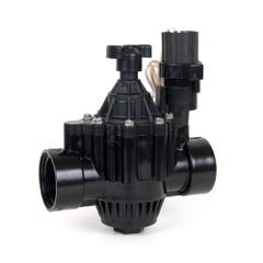 150PGA - 1 1/2 in. Inlet Inline Plastic Residential/Commercial Irrigation Valve