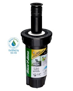 1802APPRS – 2 in Pop-up Spray Head – Adjustable Pattern (0–360°) 15 ft Range with Pressure Regulator