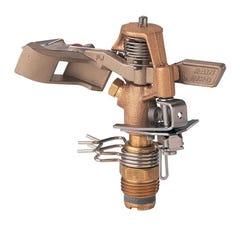 "25PJDAC – ½"" Inlet Brass Impact Sprinkler"