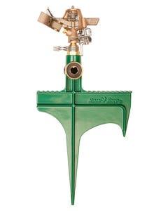 25PJLSP - Brass Impact Sprinkler On Hose End Spike