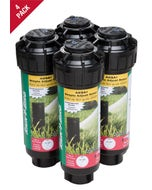 "42SA+/4PKS – Heavy Duty Simple Adjust Professional ¾"" Inlet Gear Drive Rotor Sprinkler - 4 Pack"