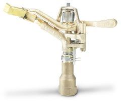 65PJADJ-TNT - Brass Impact Sprinkler