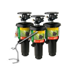 Buy three AG-5 Maxi-Paw Impact Sprinklers and Get a FREE Wrench/Lifting Tool