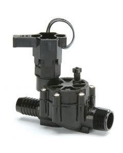 100DVMB - 1 in. DV Series Inline Plastic Residential Irrigation Valve - Male x Barb