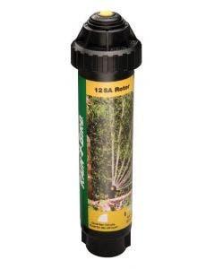 12SAQ - 13-18 ft. Mini Rotor Sprinkler - Quarter-Circle Spray Pattern (90 Degree)