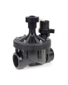 200PEB - 2 in. Inlet Inline Plastic Industrial Irrigation Valve