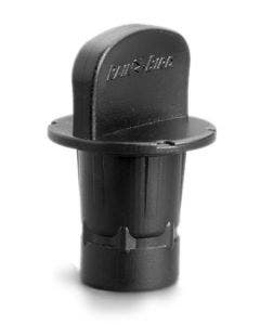 MDCFCAP - Easy Fit Compression Fitting System - Removable Flush Cap For Easy Fit Fittings (Black)