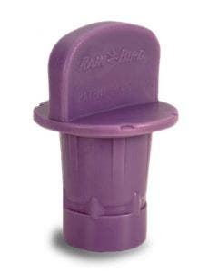 MDCFPCAP - Easy Fit Compression Fitting System - Removable Flush Cap For Easy Fit Fittings (Purple)