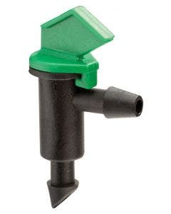 FE40-25S - Drip Flag Emitter, 4 GPH (pack of 25)
