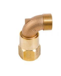 SH2 - SH Series Hose Swivel - 1 in. Female Pipe x 1 in. Male Hose Thread