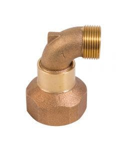 SH3 - SH Series Hose Swivel - 1.5 in. Female Pipe x 1 in. Male Hose Thread