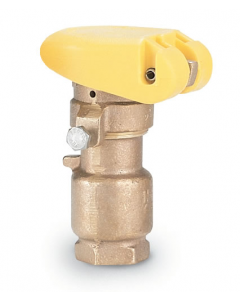 33DLRC - 3/4 in. Quick Coupling Valve with Locking Cover