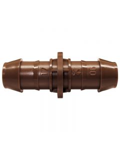 XFFCOUP - Barb Coupling Adapter - 17mm x 17mm