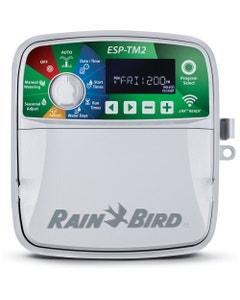 ESP-TM2 - 8 Station Indoor/Outdoor 120V Irrigation Controller (LNK WiFi-compatible)