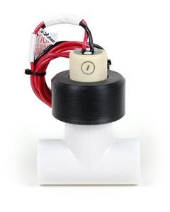 FS100P - 1 in. PVC Tee Flow Sensor