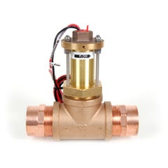 FS200B - 2 in. Brass Tee Flow Sensor