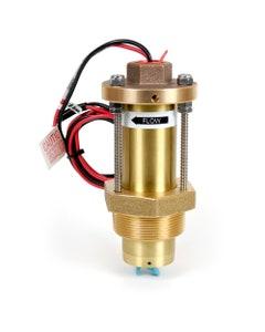 FS350B - 3 1/2 in Brass Insert Type Flow Sensor