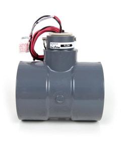 FS400P - 4 in. PVC Tee Flow Sensor