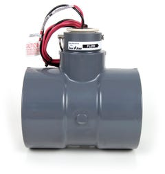 FS400P - 4 in. PVC Tee Flow Sensor