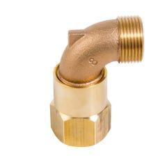 SH2 - SH Series Hose Swivel - 1 in. Female Pipe x 1 in. Male Hose Thread