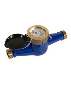 MJ100B - 1 in. Brass Flow Sensor for ESP-ME3