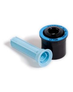 U10F - 10 ft. Plastic U-Series Nozzle - Full-Circle Spray Pattern (360 Degree)