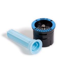U10Q - 10 ft. Plastic U-Series Nozzle - Quarter-Circle Spray Pattern (90 Degree)