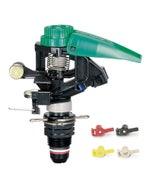 P5R PLUS - Professional Grade Plastic Impact Sprinkler Plus Nozzles