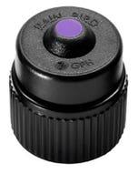 PCT07 - Pressure Compensating Threaded Low-Flow Bubbler - 7.0 GPH, Violet