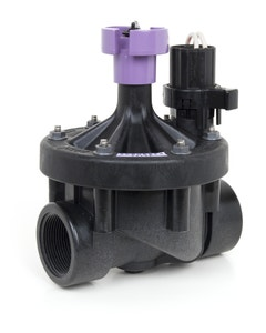 200PESBR - 2 in. Inlet Inline Plastic Industrial Irrigation Valve (For Reclaimed Water)