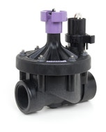 150PESBR - 1 1/2 in. Inlet Inline Plastic Industrial Irrigation Valve (For Reclaimed Water)