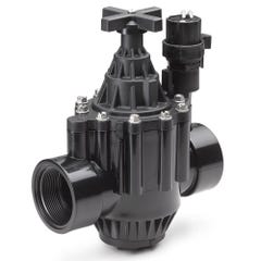 200PGA - 2 in. Inlet Inline Plastic Residential/Commercial Irrigation Valve