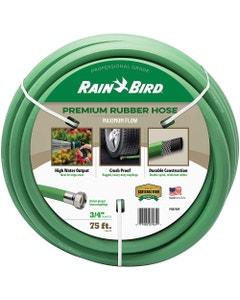 "PGH75 Premium High-Flow Heavy-Duty Kink-Resistant Garden Hose, 3/4"" Inside Diameter x 75'"
