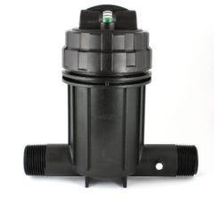 PRBQKCHK100 - 1 in. Pressure-Regulating Quick Check Basket Filter