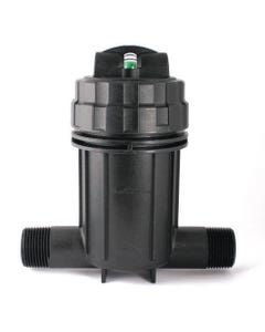 QKCHK100 - 1 in. Inlet/Outlet Quick Check Basket Filter