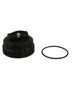 QKCHKCAP - Replacement cap and body o-ring for Quick Check Basket Filter