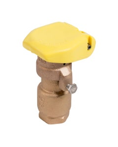 33DRC - 3/4 in. Quick Coupling Valve with 2-Piece Body