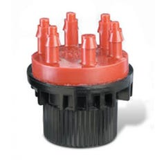 MANIF2-1PK - 2.0 GPH Drip Emitter, 1/2 in. FPT inlet x barb outlet