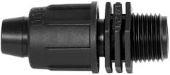 TLF-MPT6-0600 - 600 Series 1/2 Inch Twist Lock to 1/2 inch MPT Thread Adaptor
