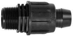 TLF-MPT8-0800 - 800 Series 3/4 Inch Twist Lock to 3/4 inch MPT Thread Adaptor