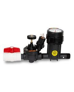 1 in. Control Zone Kit, PESB W/ Flow PRB