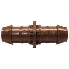 BC50/4PK - 1/2 in. Barbed Drip Coupling - 4 Pack