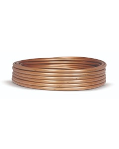 XFS0618100 - XFS Sub-Surface Dripline with Copper Shield Technology - 0.6 GPH, 18 in. Spacing, 100 ft. Coil
