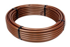 XFS0918100 - XFS Sub-Surface Dripline with Copper Shield Technology - 0.9 GPH, 18 in. Spacing, 100 ft. Coil
