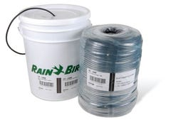 XQ1000B - 1/4 in. Polyethylene XQ Drip Distribution Tubing - 1,000 ft. Coil in Bucket