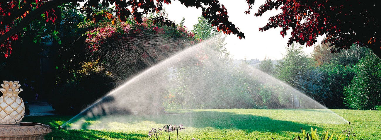 Irrigation System Basics